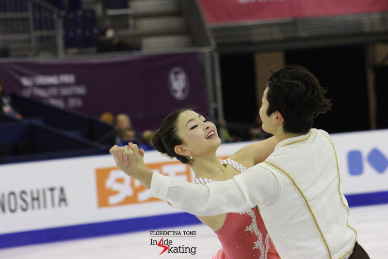 Ice dance practice 2015 Grand Prix Final (47)