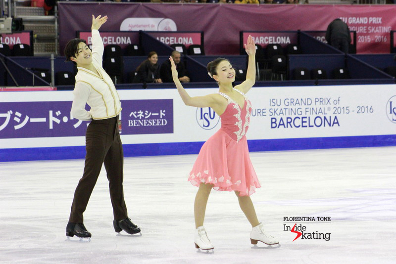 Ice dance practice 2015 Grand Prix Final (48)