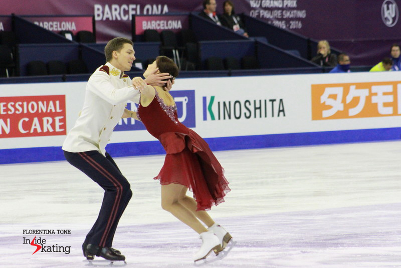 Ice dance practice 2015 Grand Prix Final (51)