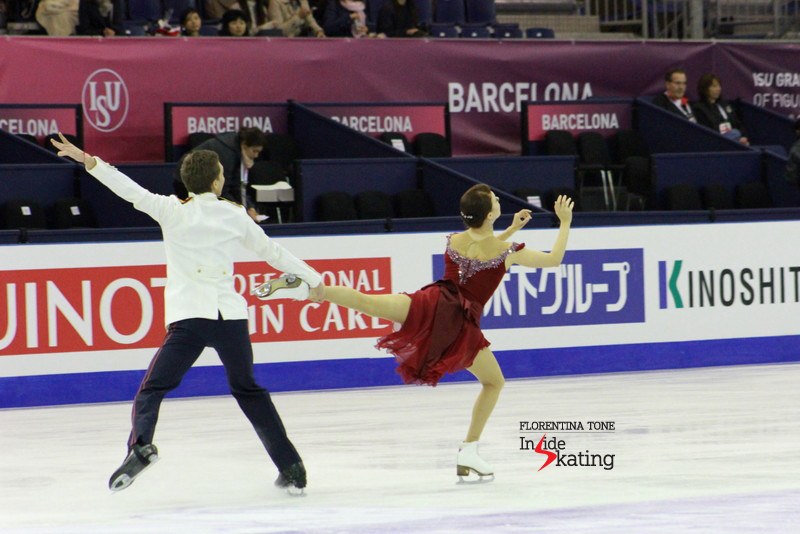 Ice dance practice 2015 Grand Prix Final (53)
