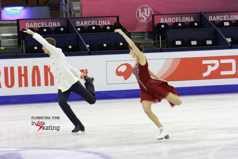 Ice dance practice 2015 Grand Prix Final (54)