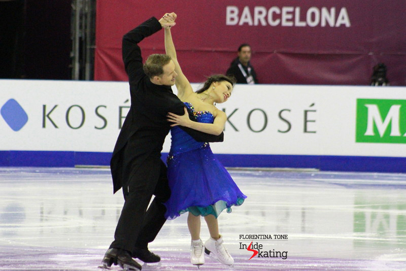 Ice dance practice 2015 Grand Prix Final (7)