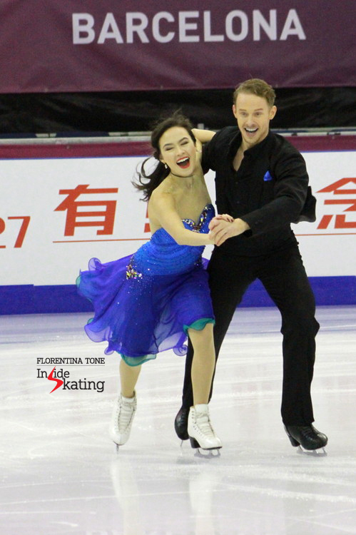 Ice dance practice 2015 Grand Prix Final (8)