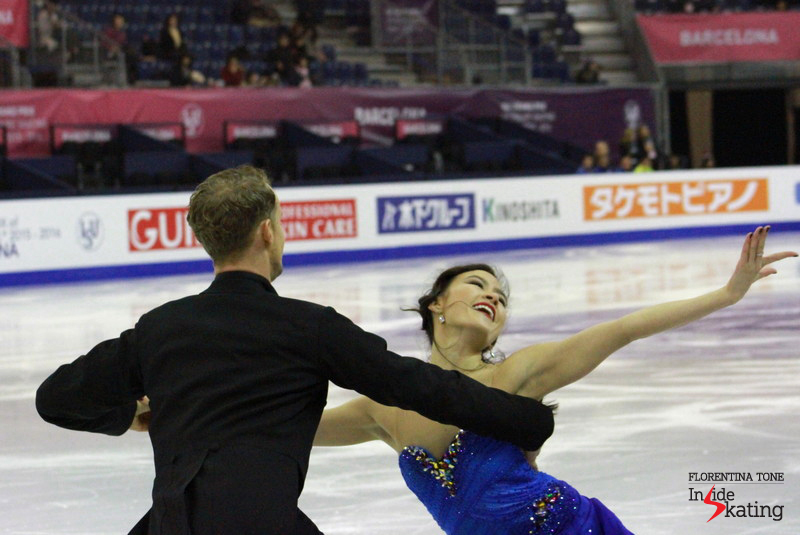 Ice dance practice 2015 Grand Prix Final (9)