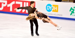 "Kaitlyn Weaver and Andrew Poje: ""If something is easy at the beginning of the season, then it's something you've done before, or it's not hard enough"""