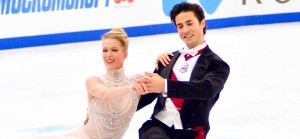 PHOTO GALLERY: Kaitlyn Weaver and Andrew Poje, at 2015 Rostelecom Cup