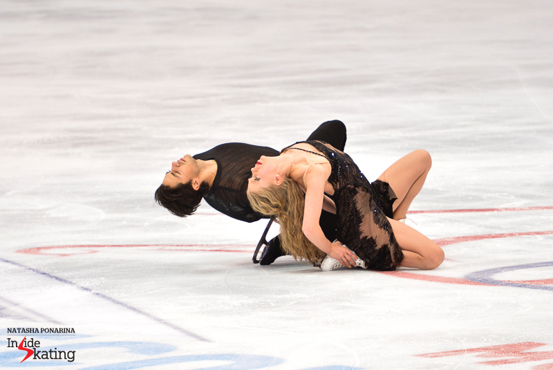 Kaitlyn Weaver Andrew Poje FS 2015 Rostelecom Cup (1)
