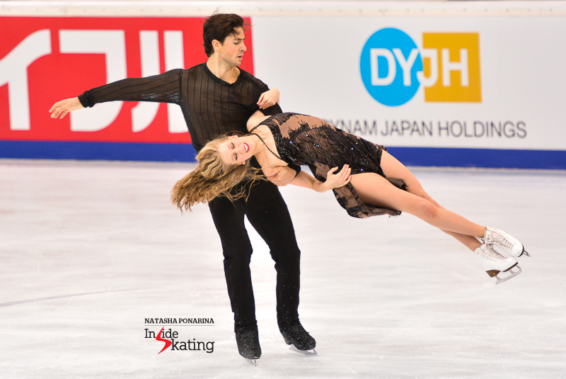 Kaitlyn Weaver Andrew Poje FS 2015 Rostelecom Cup (10)