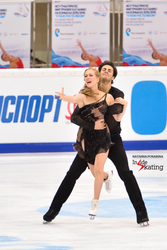 Kaitlyn Weaver Andrew Poje FS 2015 Rostelecom Cup (11)