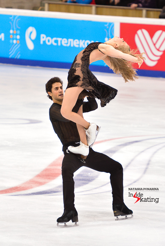 Kaitlyn Weaver Andrew Poje FS 2015 Rostelecom Cup (14)