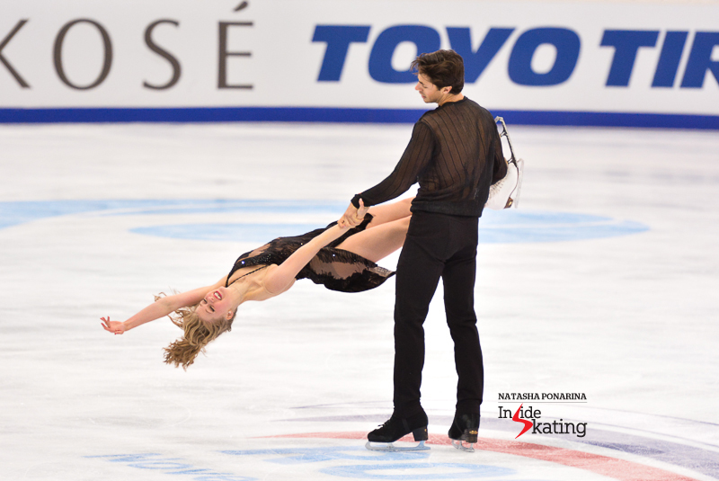 Kaitlyn Weaver Andrew Poje FS 2015 Rostelecom Cup (15)