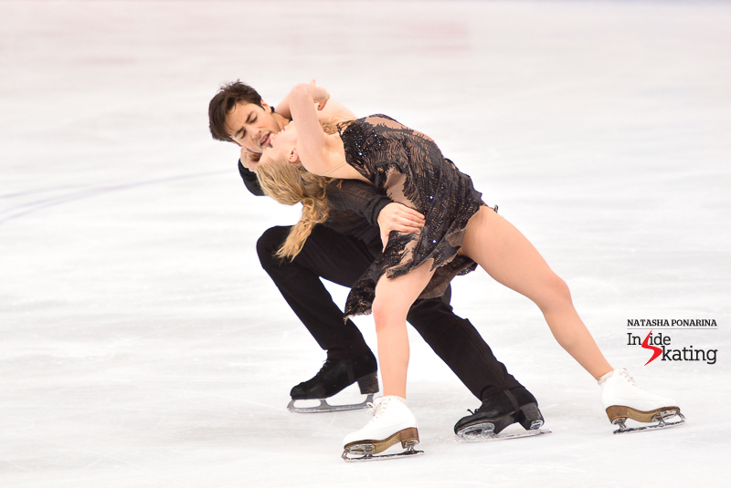 Kaitlyn Weaver Andrew Poje FS 2015 Rostelecom Cup (5)