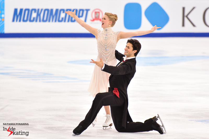 Kaitlyn Weaver Andrew Poje SD 2015 Rostelecom Cup (12)