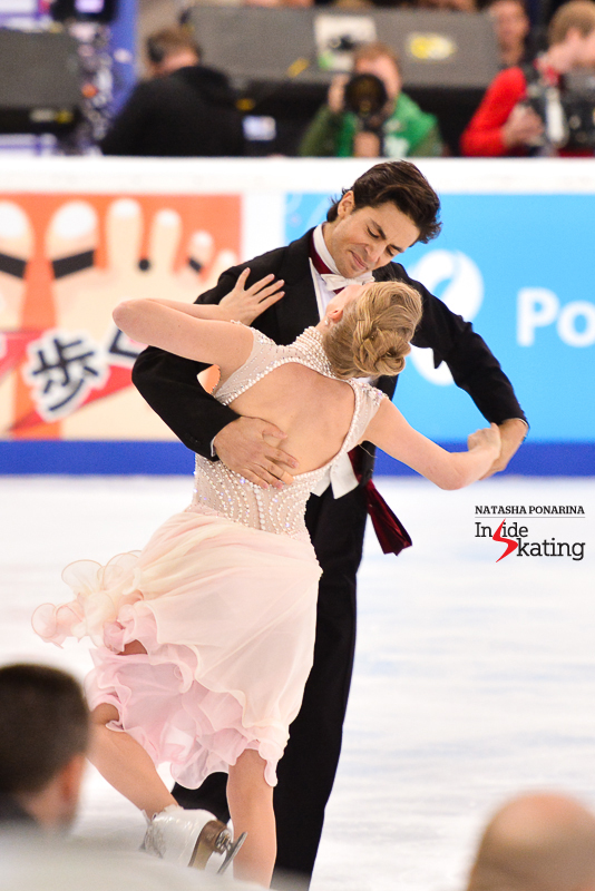 Kaitlyn Weaver Andrew Poje SD 2015 Rostelecom Cup (6)