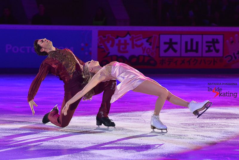 Kaitlyn Weaver Andrew Poje exhibition 2015 Rostelecom Cup (11)