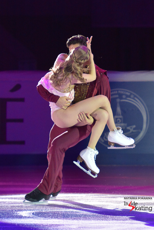 Kaitlyn Weaver Andrew Poje exhibition 2015 Rostelecom Cup (6)