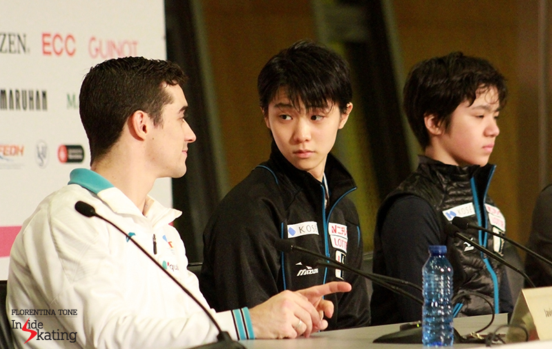 Medalists press conference 2015 GPF December 12 (15)