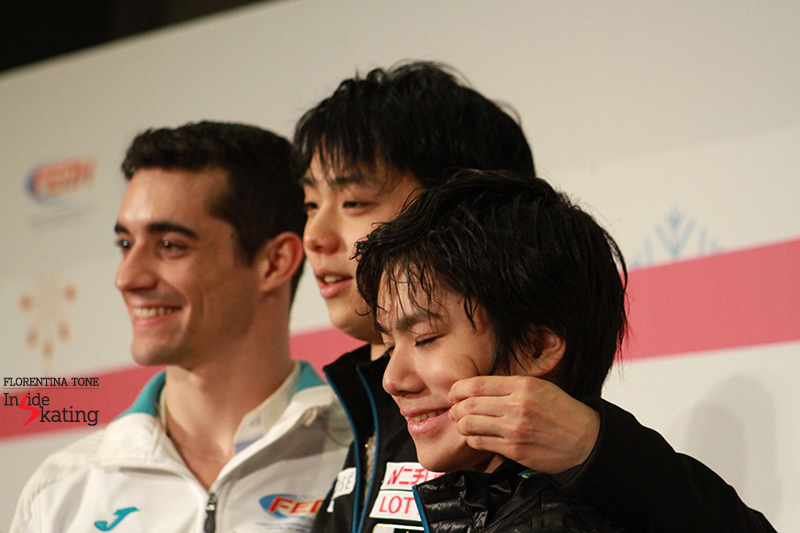 Medalists press conference 2015 GPF December 12 (21)