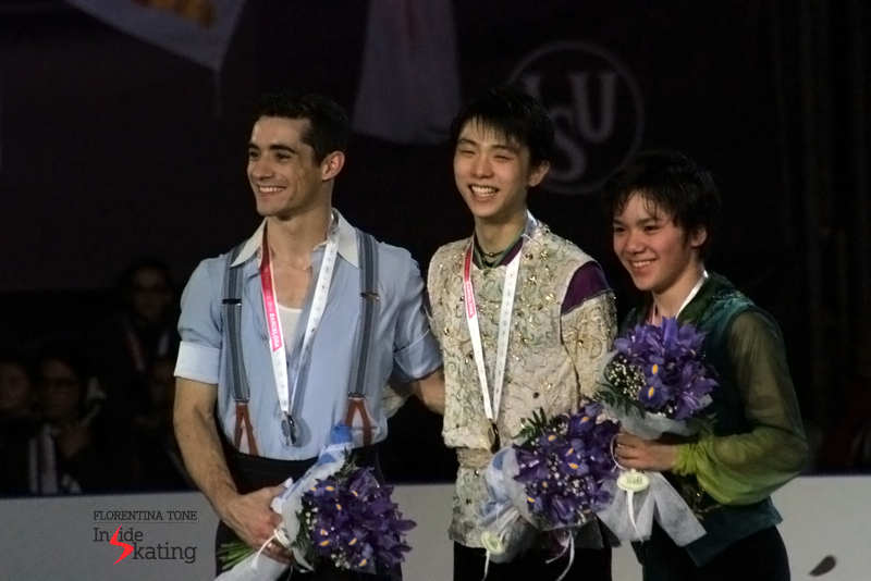 On the podium at 2015 GPF December 12 (4)