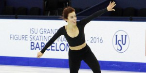 2015 Grand Prix Final in Barcelona: the joy has begun