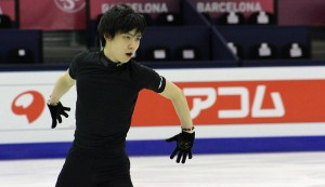 Yes, he can. His Majesty Yuzuru Hanyu