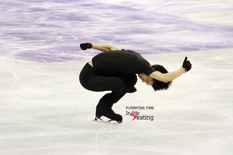 Practice session 2015 GPF December 10 (5)