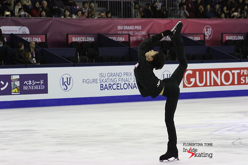 Practice session 2015 GPF December 9 (10)