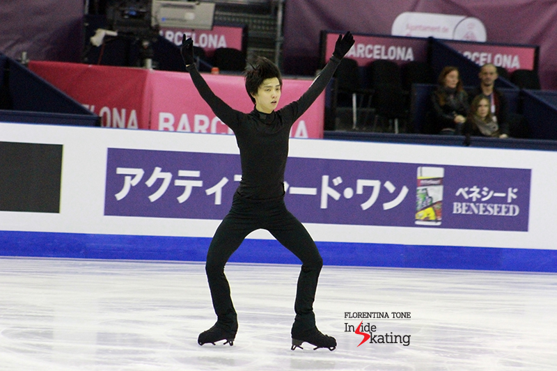 Practice session 2015 GPF December 9 (2)