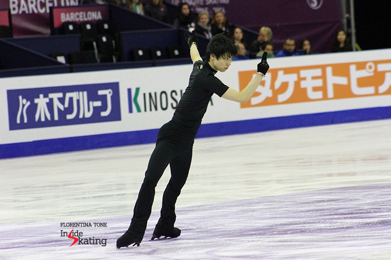 Yuzuru Hanyu Practice December 12 (12)