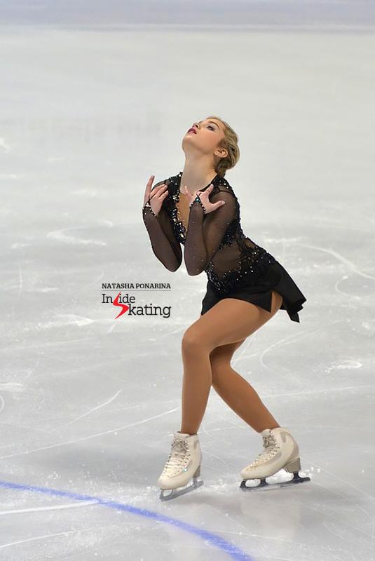 15 Aleksandra Golovkina SP 2016 Europeans (2)