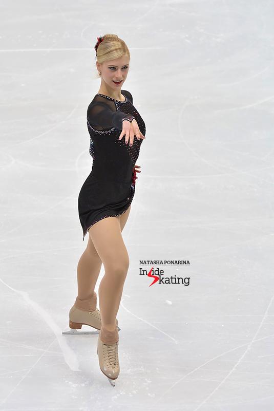 17 Eliska Brezinova SP 2016 Europeans (2)