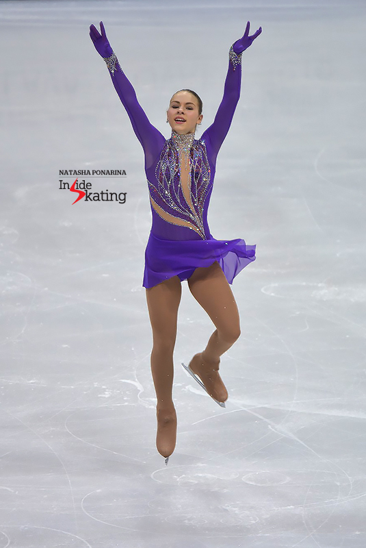 5  Angelina Kuchvalska SP 2016 Europeans (1)