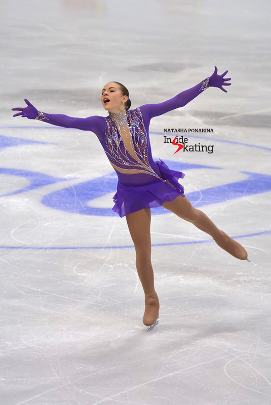 5  Angelina Kuchvalska SP 2016 Europeans (2)