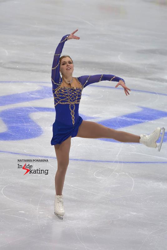 9 Nicole Rajicova SP 2016 Europeans (1)