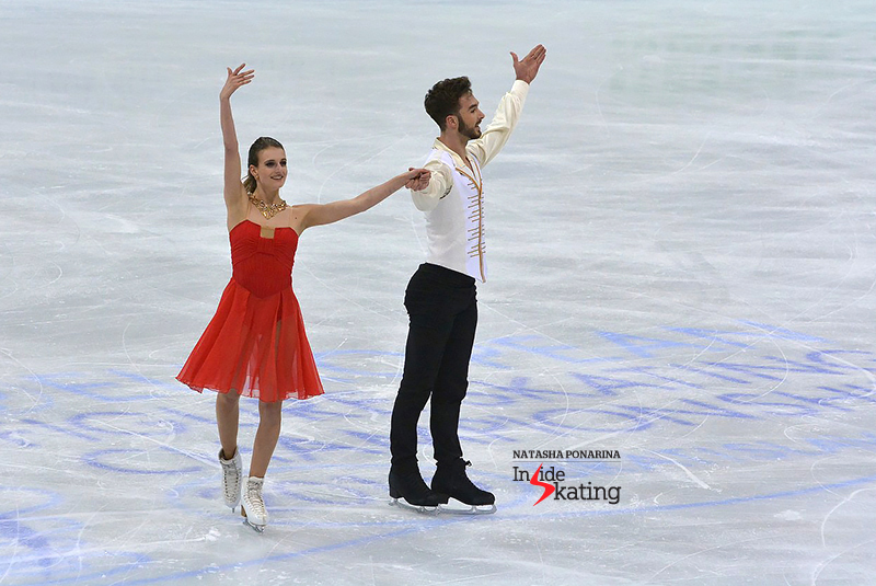 Gabriella Papadakis and Guillaume Cizeron SD 2016 Europeans (17)