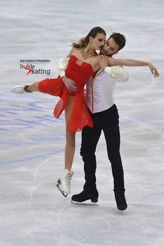Gabriella Papadakis and Guillaume Cizeron SD 2016 Europeans (5)
