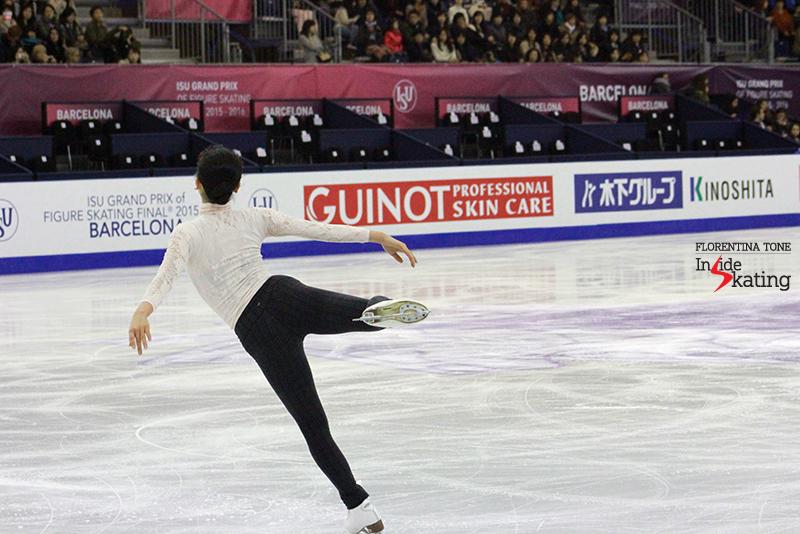 Mao Asada practice 2015 GPF December 12 (11)