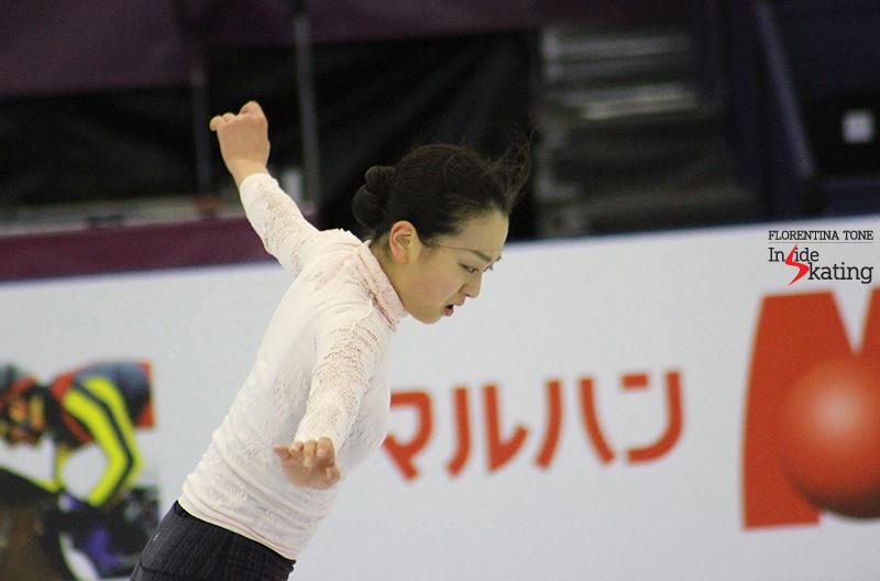Mao Asada practice 2015 GPF December 12 (7)