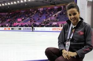 """Sara Hurtado: """"I'm not done with skating"""""""
