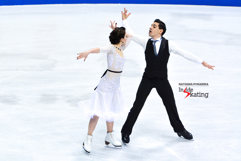 1 Anna Cappellini and Luca Lanotte SD 2016 Europeans (8)