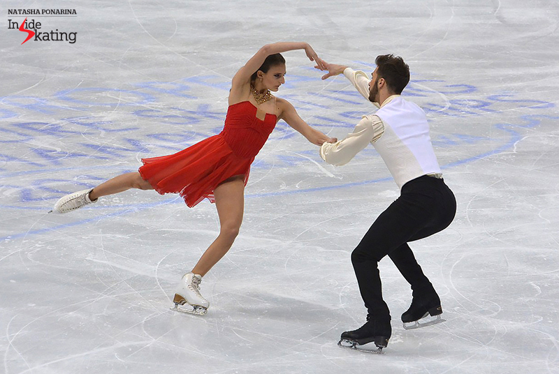 2 Gabriella Papadakis and Guillaume Cizeron SD 2016 Europeans (5)