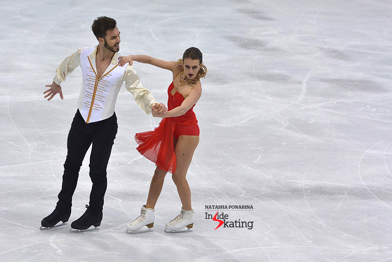 2 Gabriella Papadakis and Guillaume Cizeron SD 2016 Europeans (6)