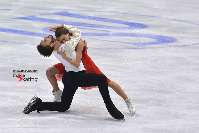 2 Gabriella Papadakis and Guillaume Cizeron SD 2016 Europeans (8)