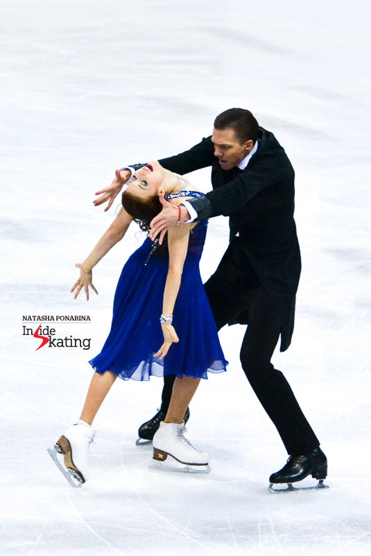 3 Ekaterina Bobrova and Dmitri Soloviev SD 2016 Europeans (15)