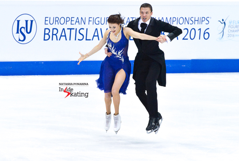 3 Ekaterina Bobrova and Dmitri Soloviev SD 2016 Europeans (17)