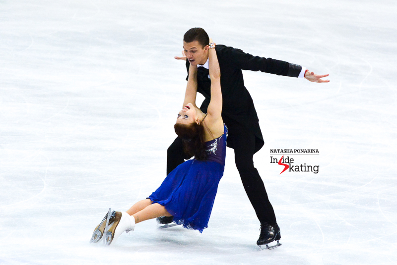 3 Ekaterina Bobrova and Dmitri Soloviev SD 2016 Europeans (19)