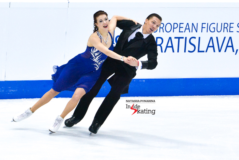 3 Ekaterina Bobrova and Dmitri Soloviev SD 2016 Europeans (8)