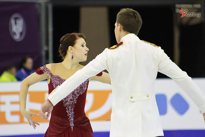 5 Ekaterina Bobrova and Dmitri Soloviev practice FD 2015 GPF (5)