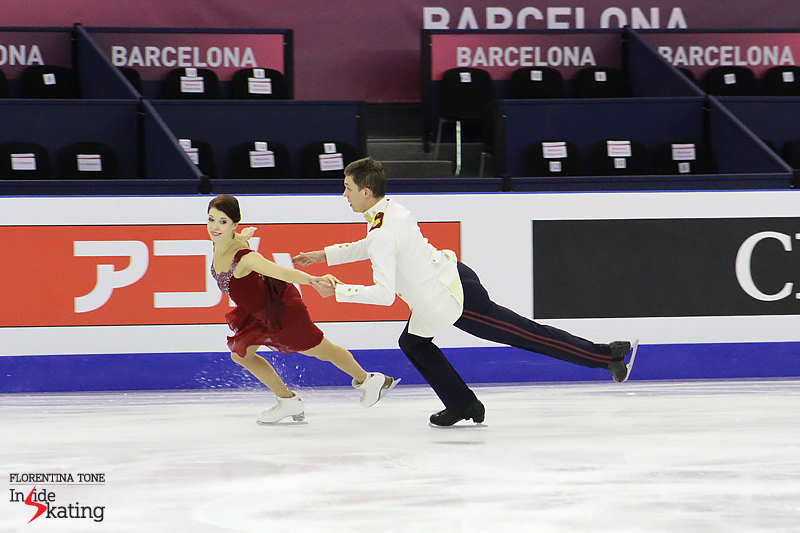 5 Ekaterina Bobrova and Dmitri Soloviev practice FD 2015 GPF (9)