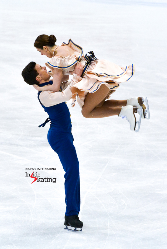 6 Charlene Guignard and Marco Fabbri SD 2016 Europeans (10)